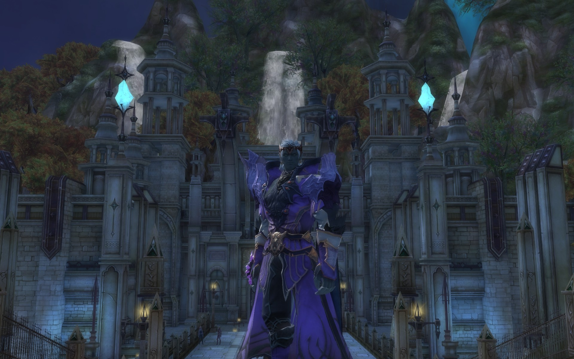 Aion - My level 40 sorcerer