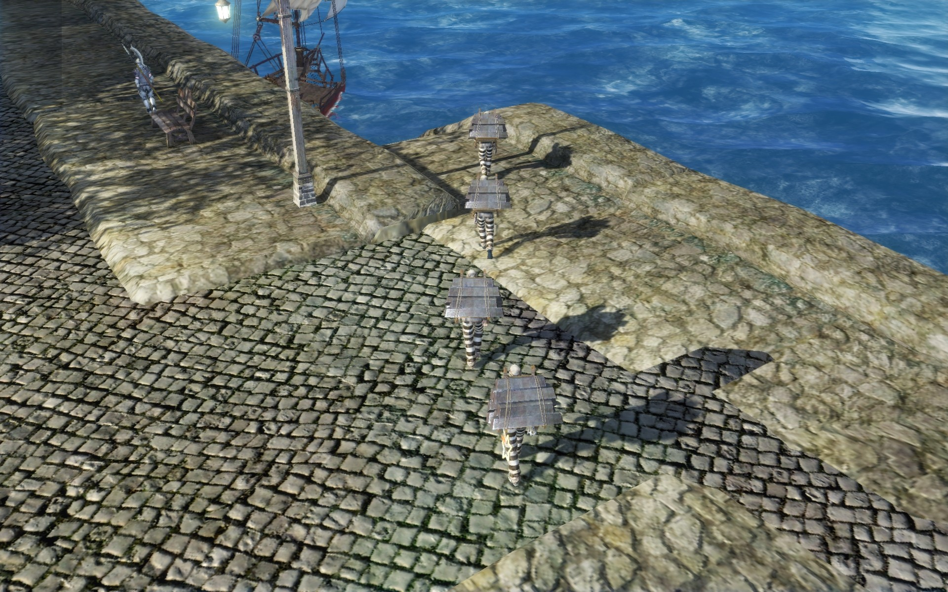 ArcheAge - stealing from prison?