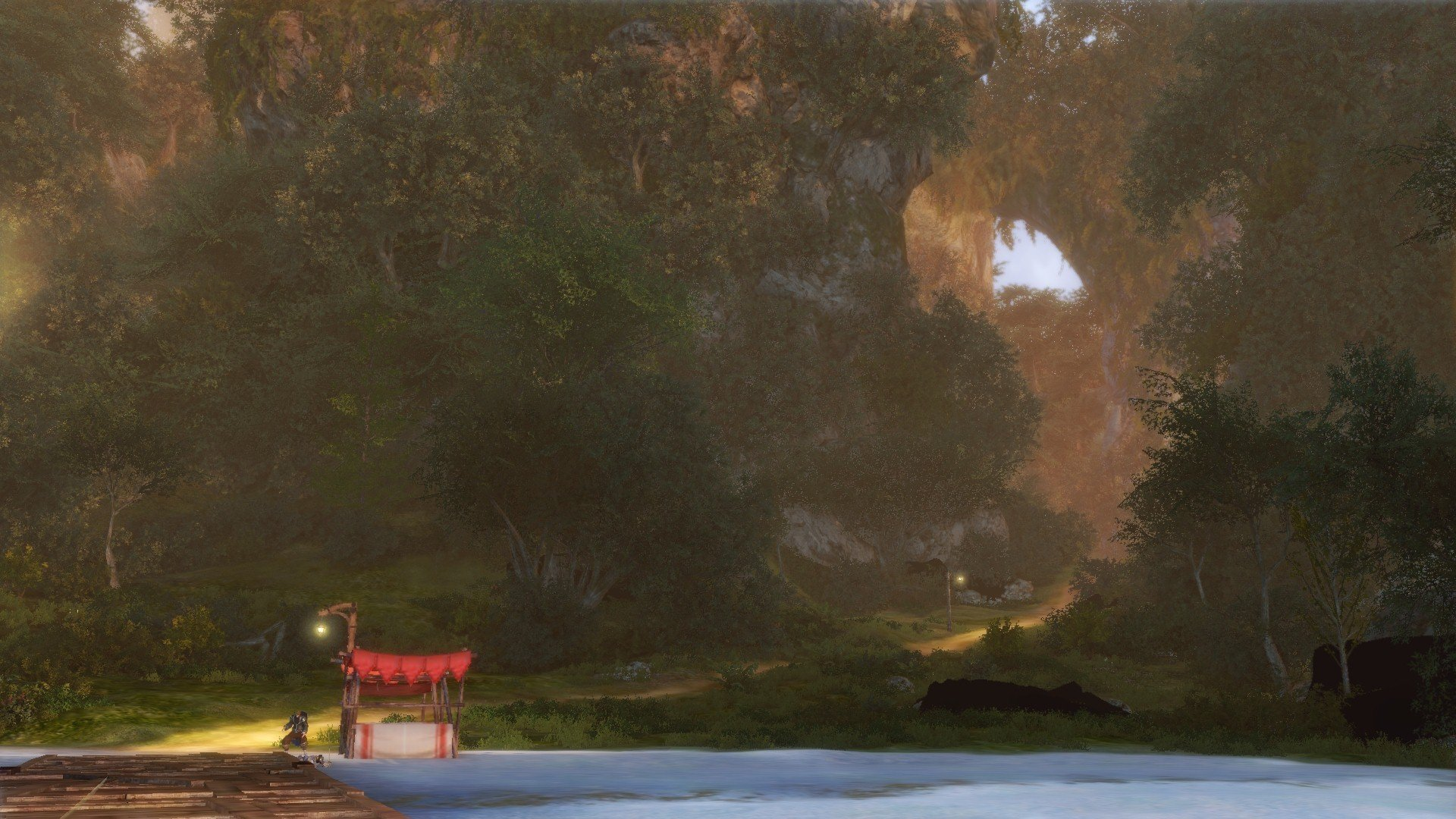 ArcheAge - this island... i can't wait to explore