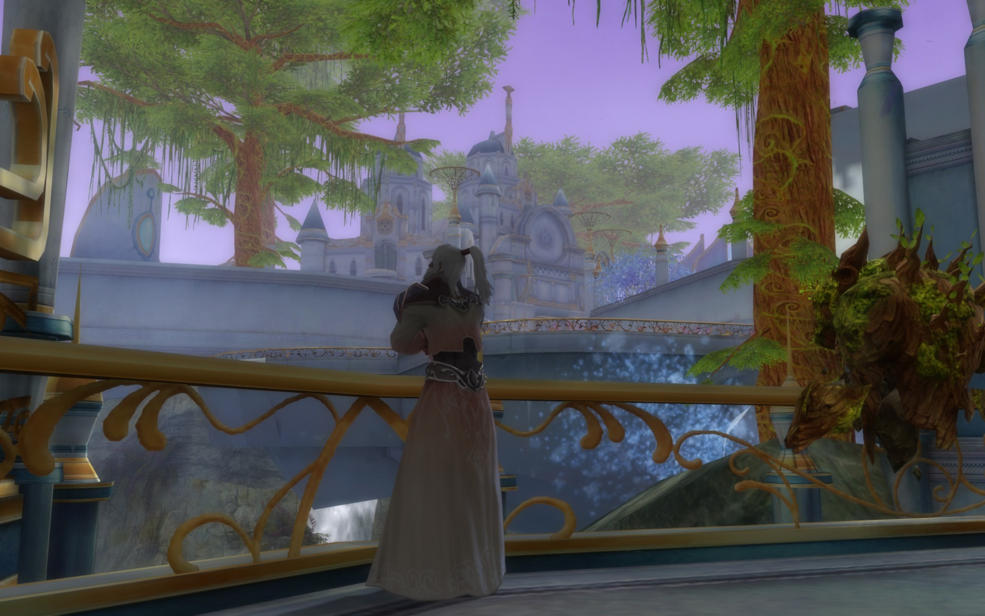 Aion - Lovely view