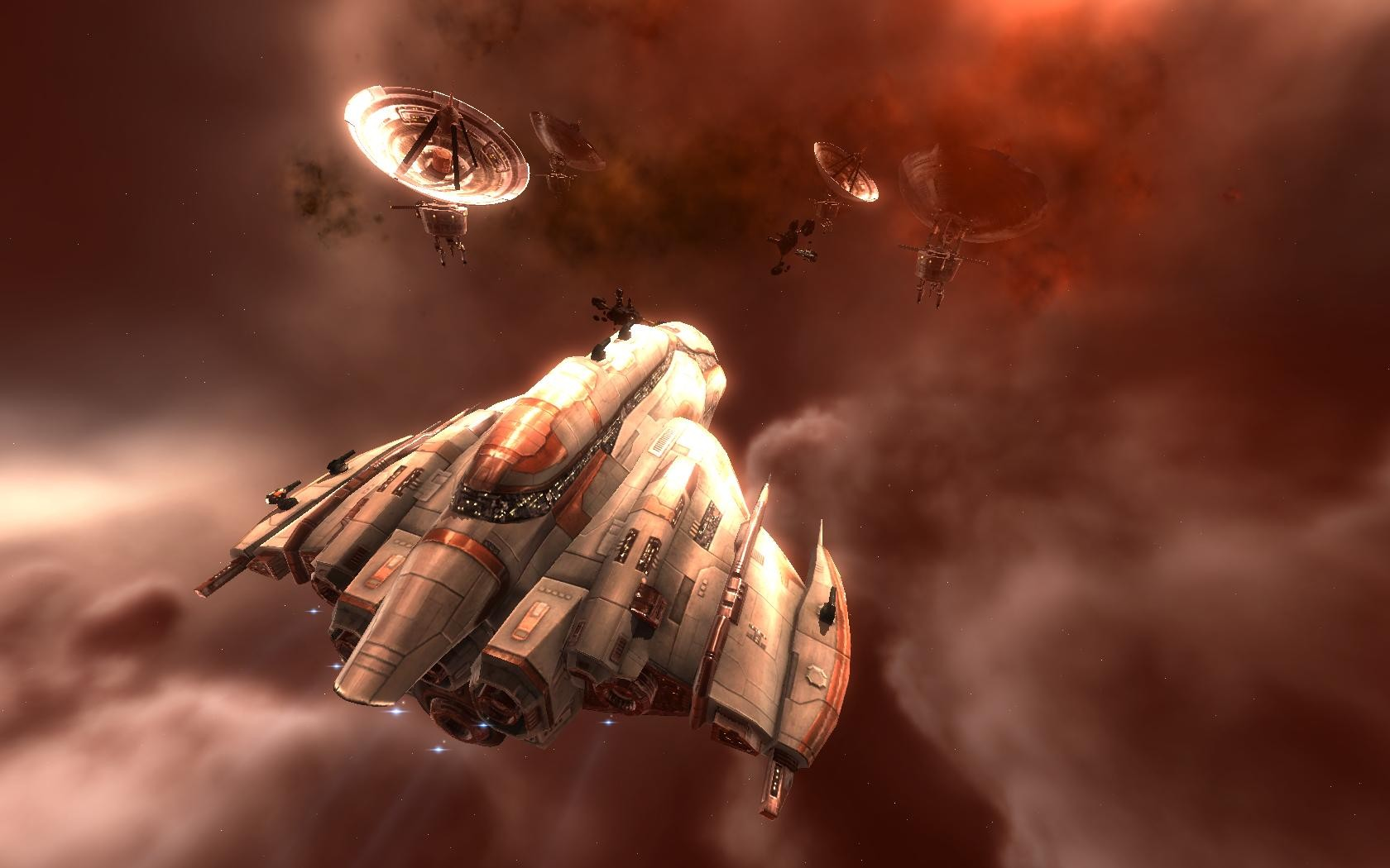 EVE Online - I call him &quot;Gilgamesh&quot; 