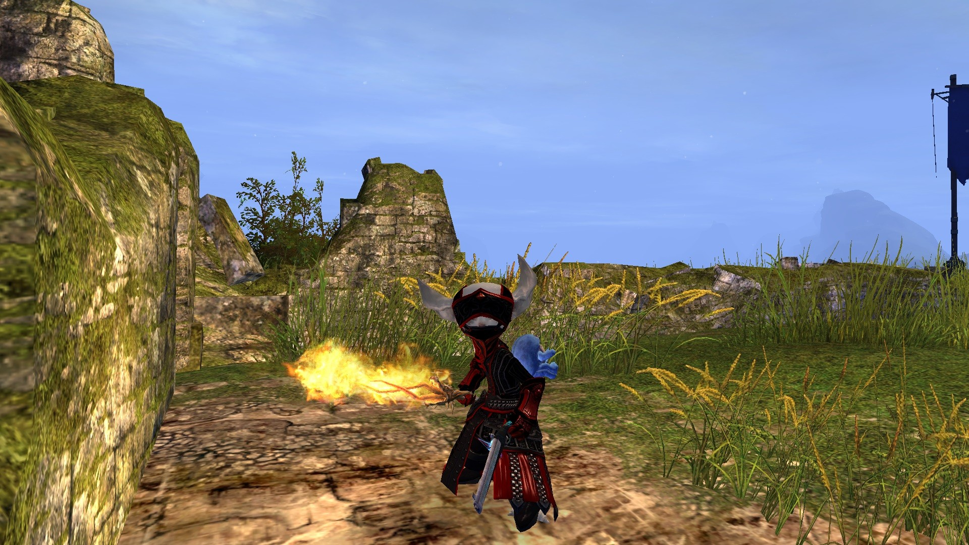 Guild Wars 2 - My Mesmer :)