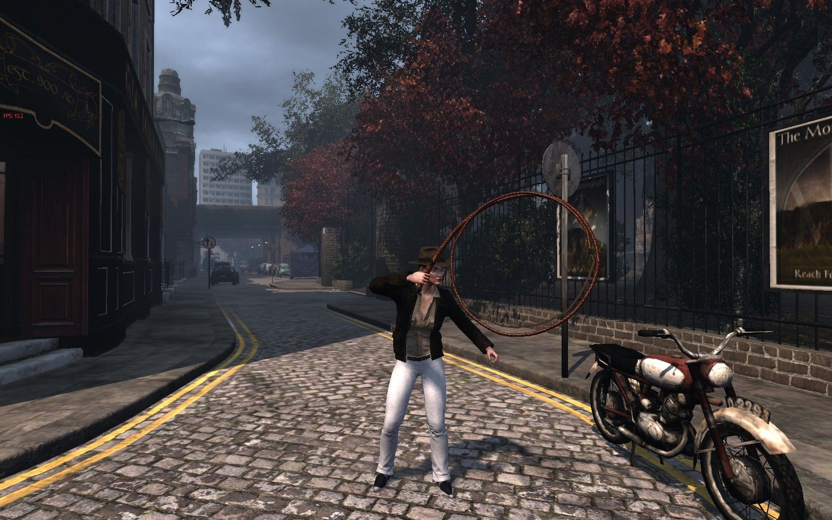 The Secret World - Issue 6 - Crack That Whip!