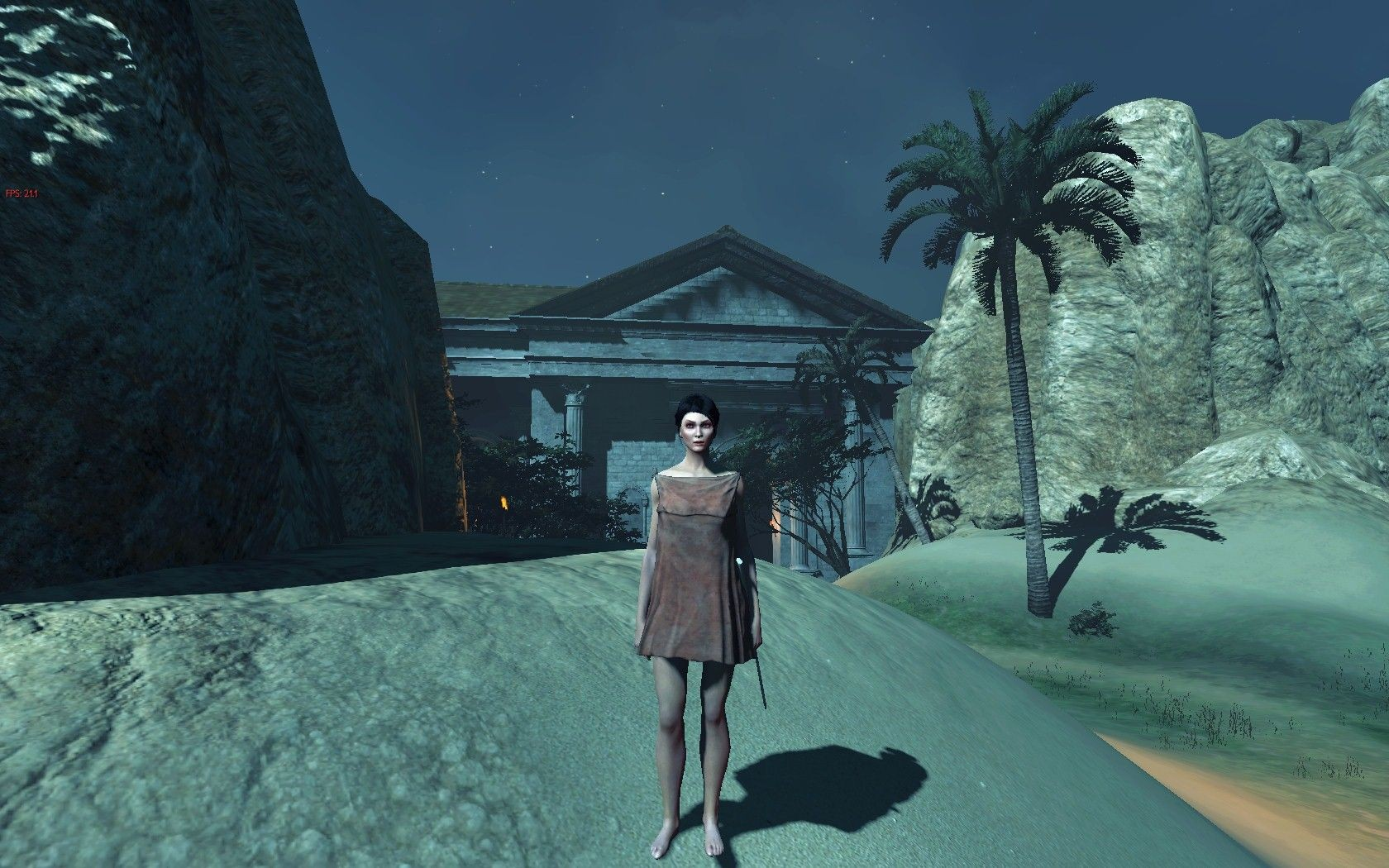 The Secret World - Issue 6 - Disguised in Ancient Roman town