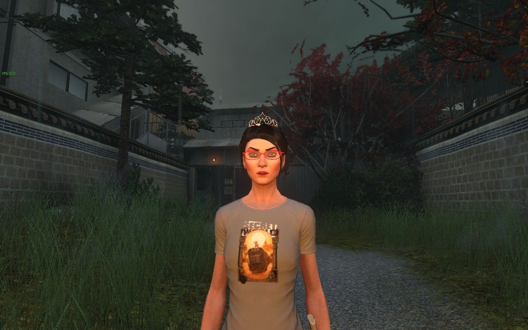 The Secret World - Issue 6 - Last Train to Cairo T-Shirt