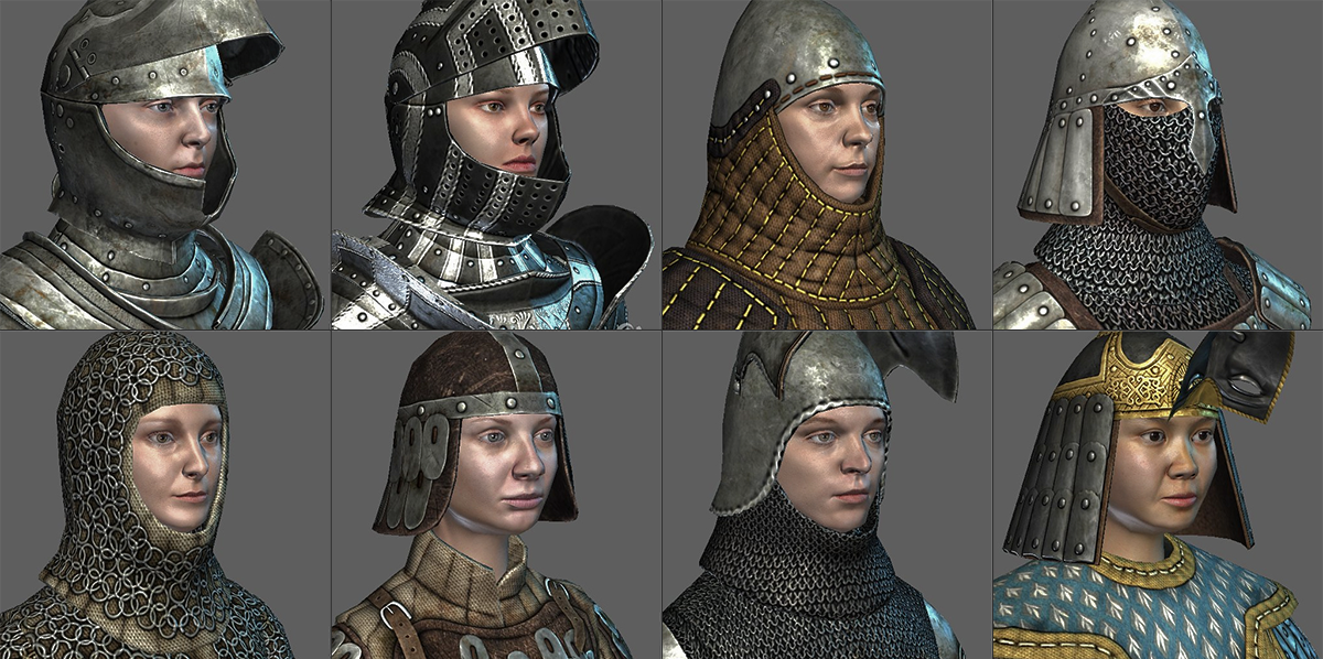 Life is Feudal - Realistic medieval armor