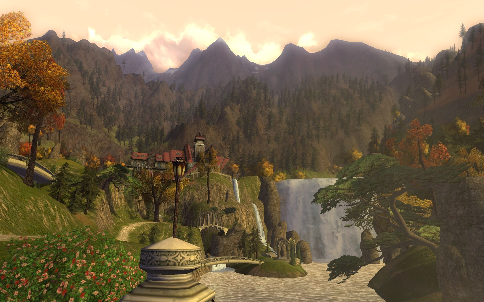 Lord of the Rings Online - Rivendell