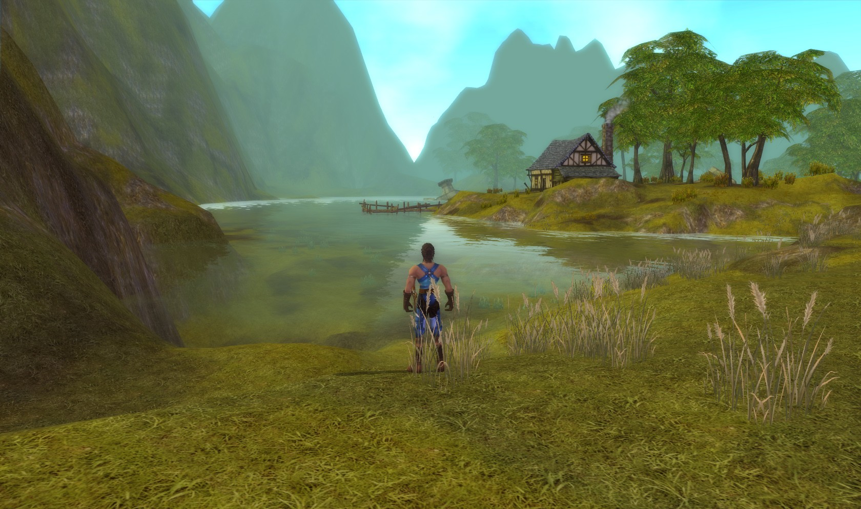 Runes of Magic - Lovely View:)