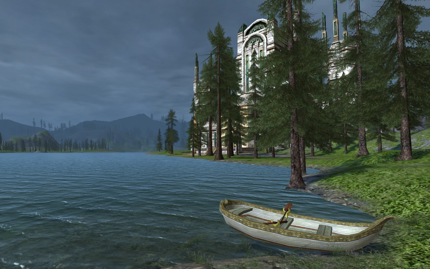 Lord of the Rings Online - Evendim