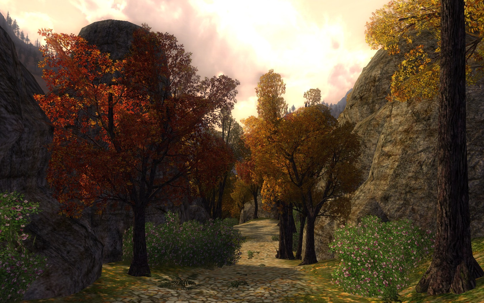 Lord of the Rings Online - The Trollshaws