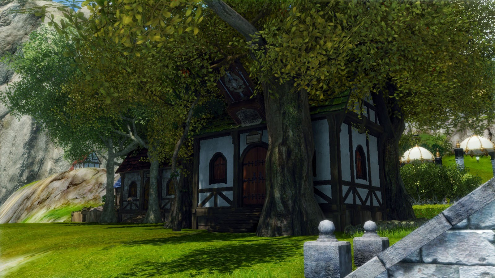ArcheAge - housing