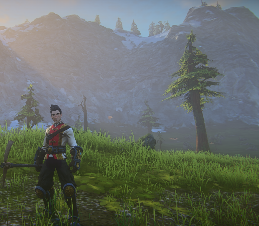 EverQuest Next - Redesigned my toon for closed beta transition