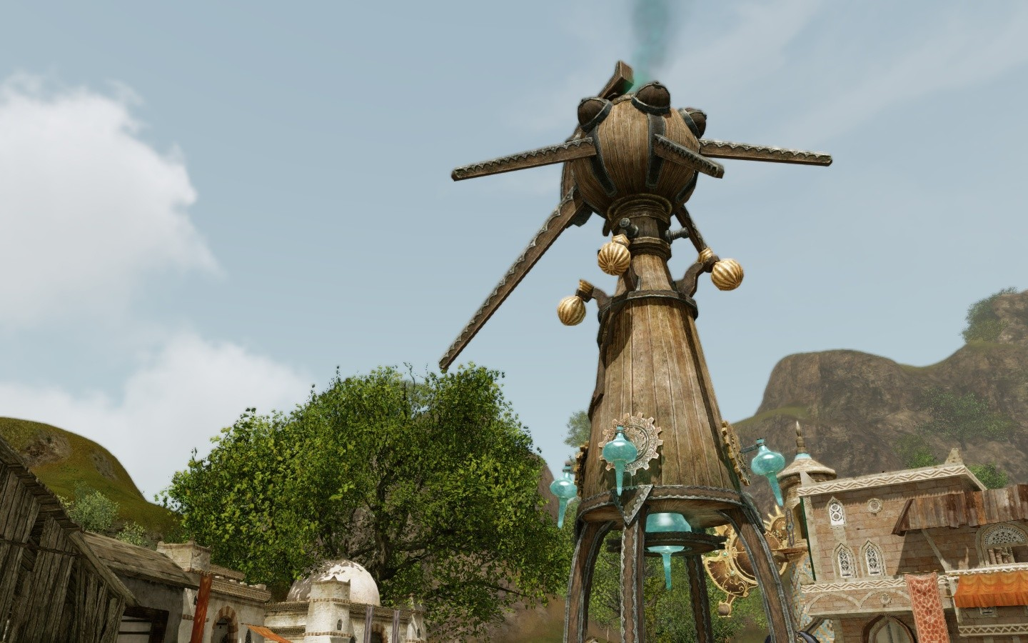 ArcheAge - what a mill