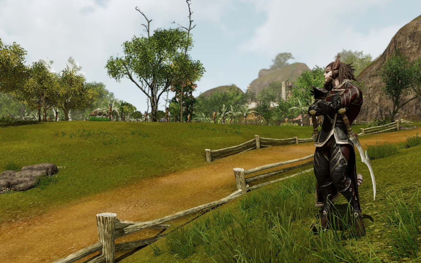 ArcheAge - Who is boss ?