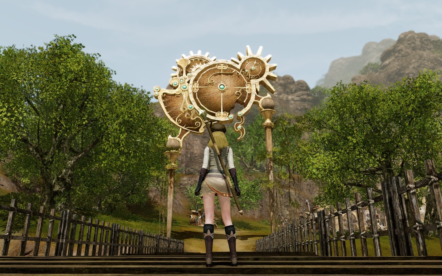 ArcheAge - Time to start playing ArcheAge ;-)