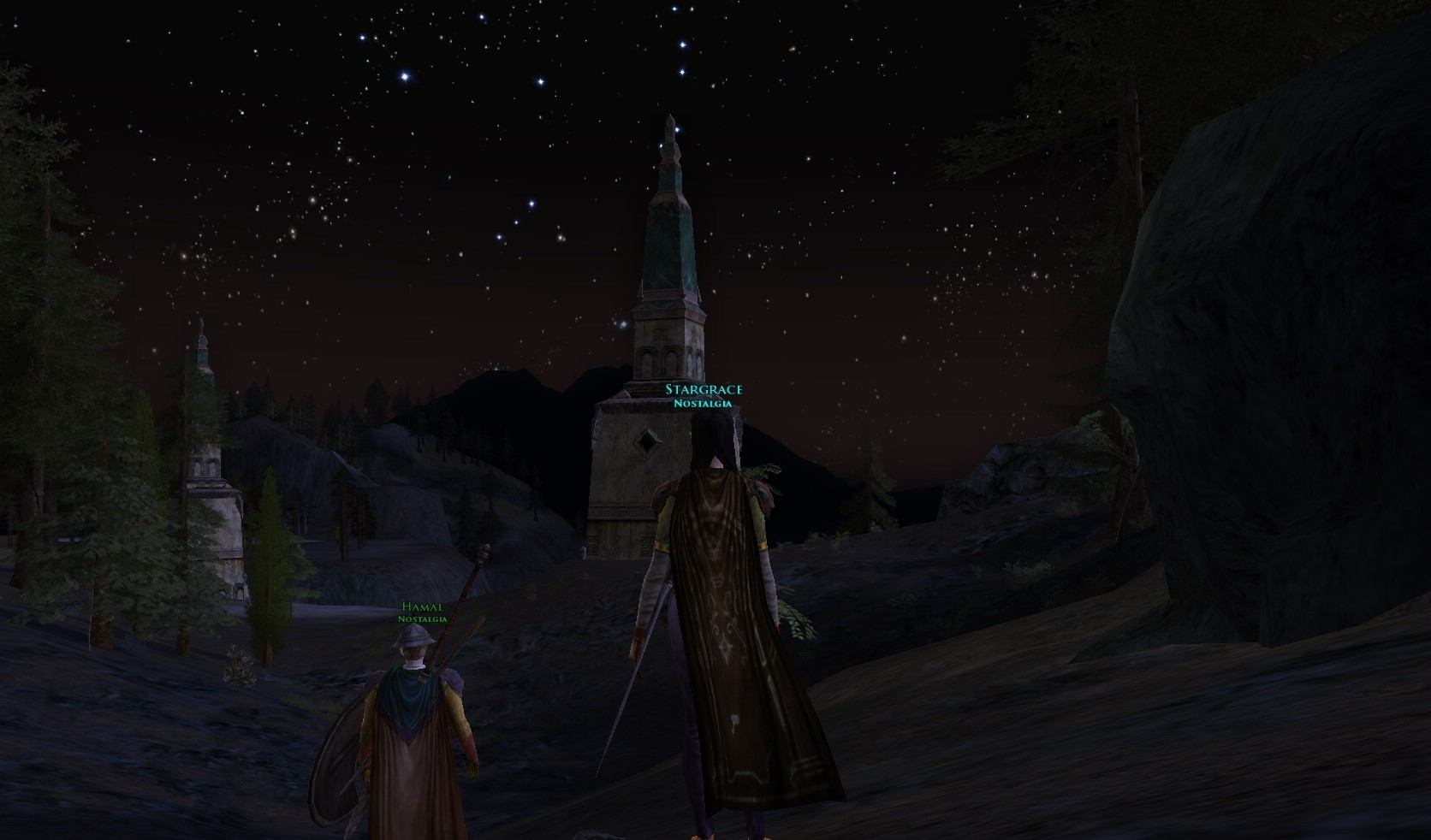 Lord of the Rings Online - Questing with Kasul