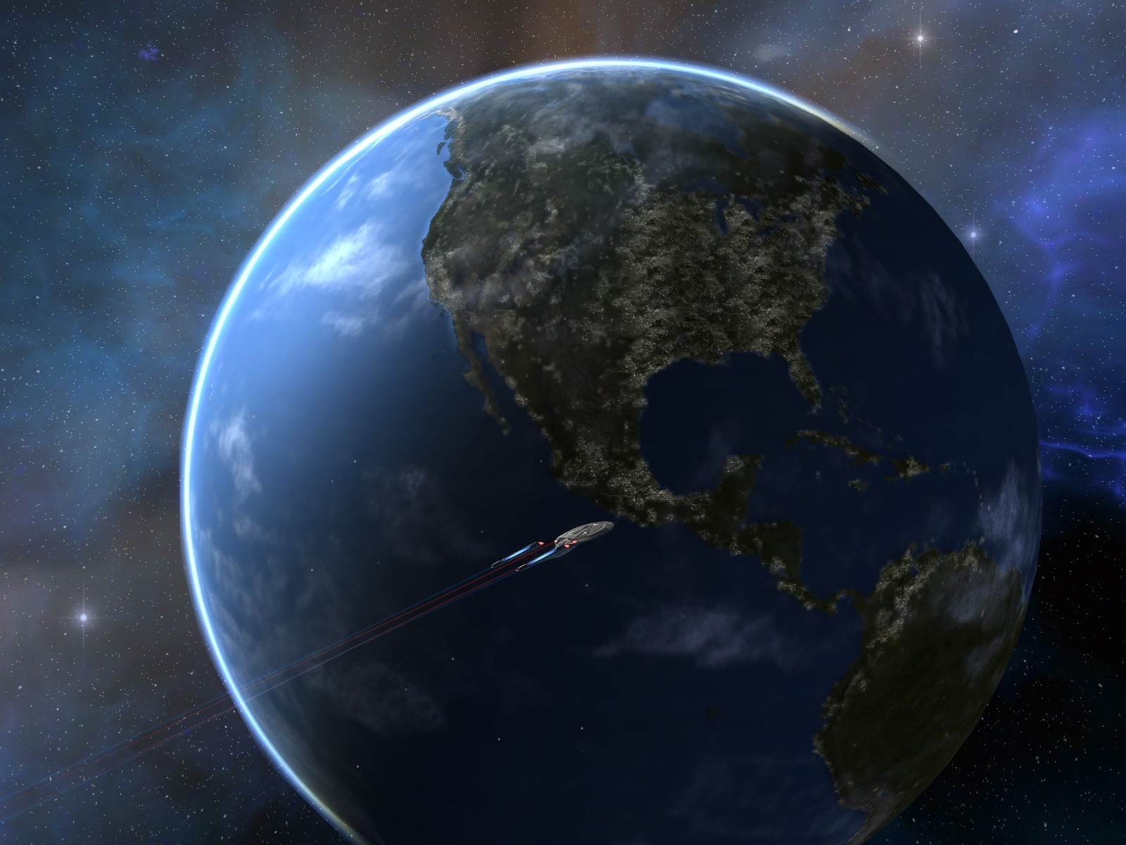 Star Trek Online - Earth