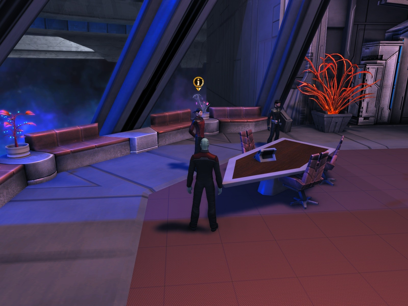 Star Trek Online - Where is Sulu?!? Here Dammit!