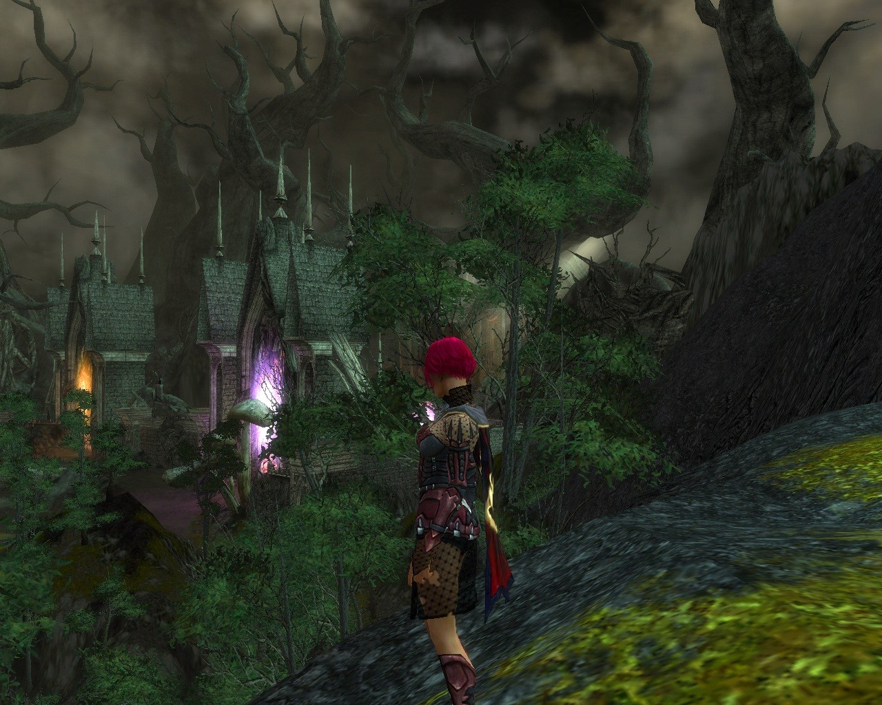 Guild Wars - As I stand at the shadow of the valley of death...