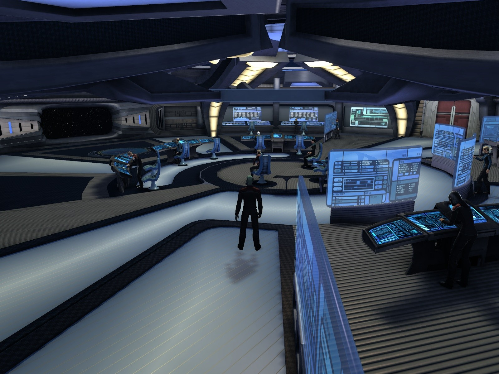 Star Trek Online - Fed Bridge Pack Crusier