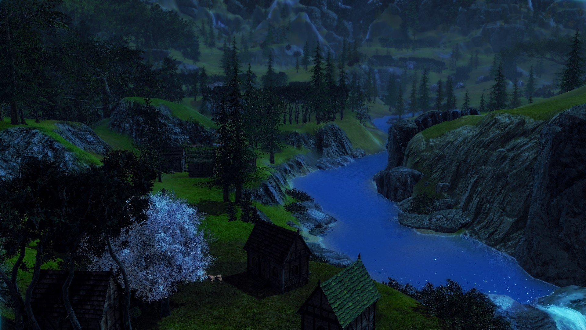 ArcheAge - player villages