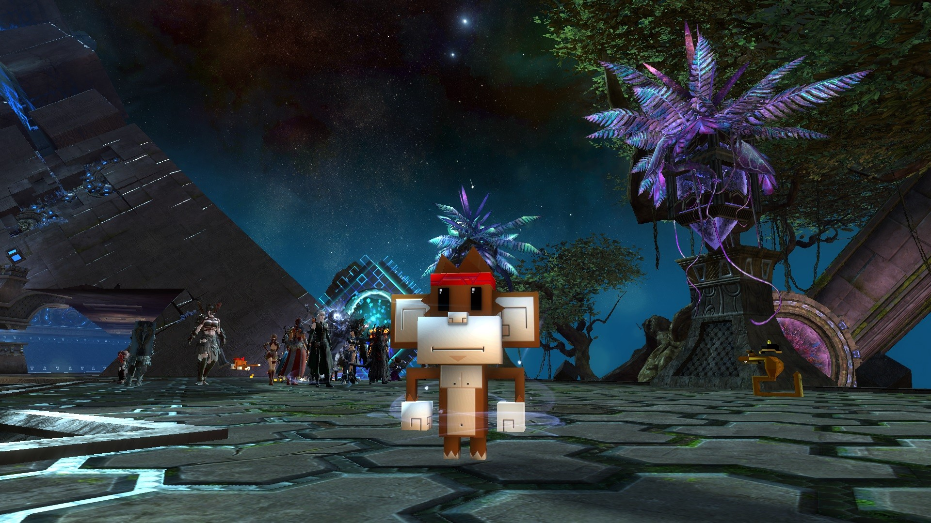 GW2 Super Adventure Monkey!