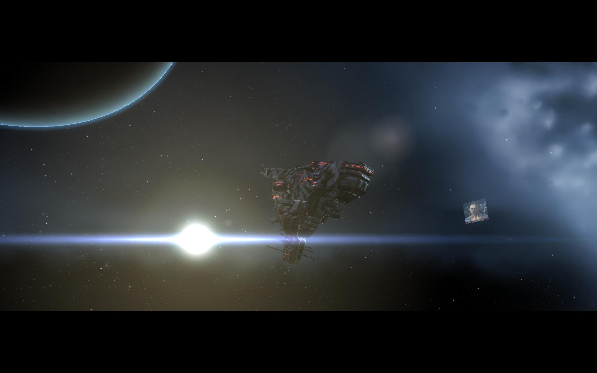 EVE Online - Widescreen Mode