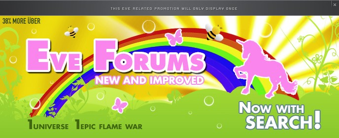 EVE Online - teh new forums