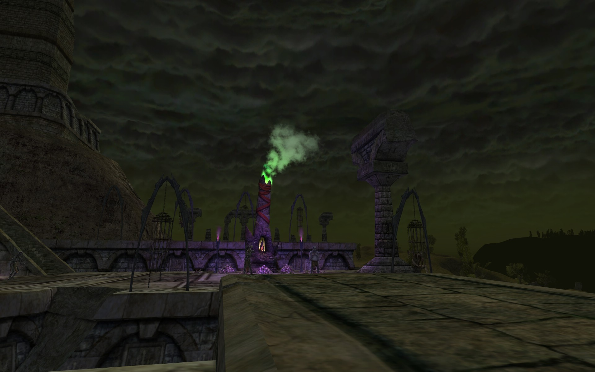 Lord of the Rings Online - Trouble is brewing in Lone Lands
