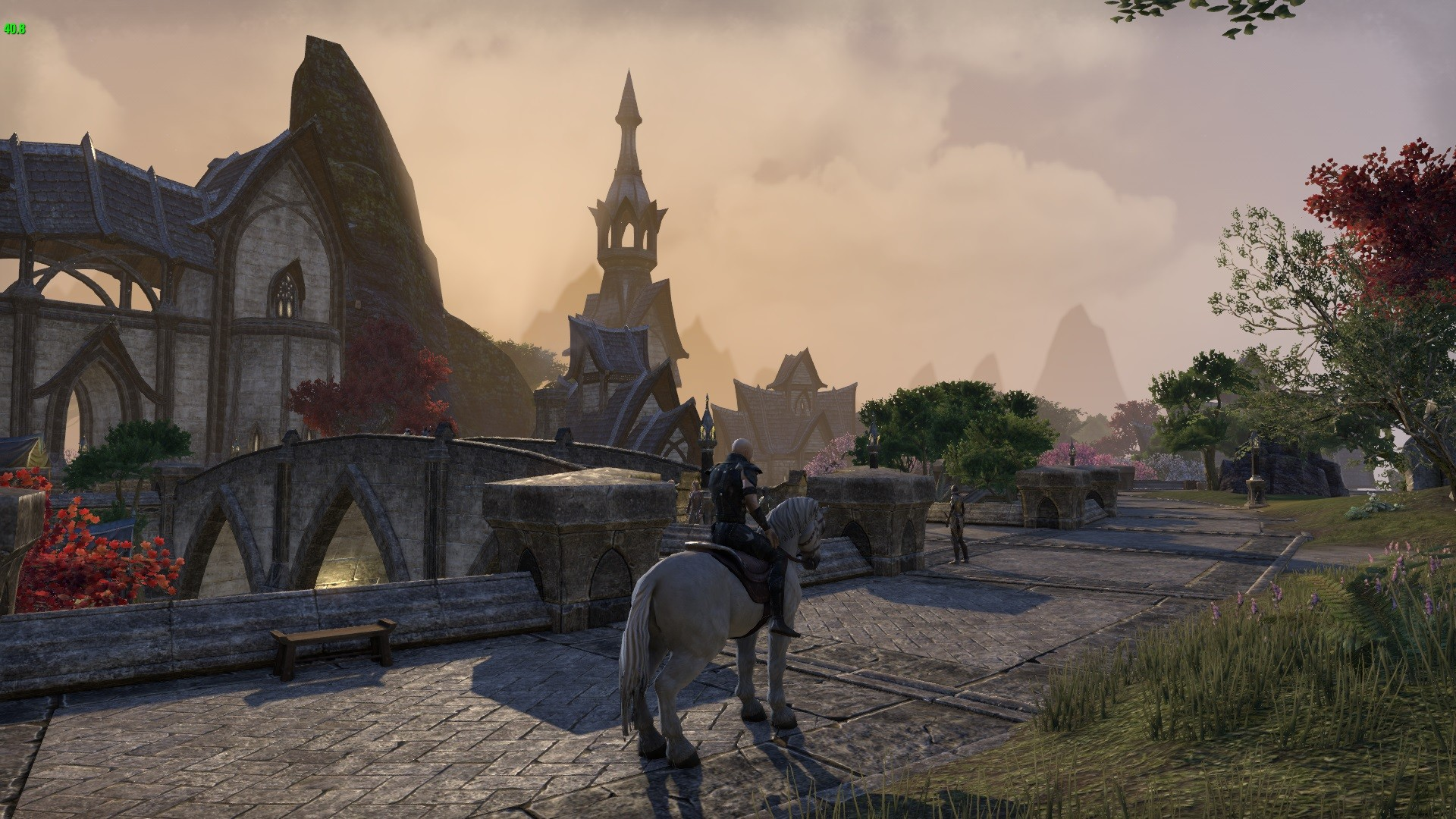 Dominion City in TESO