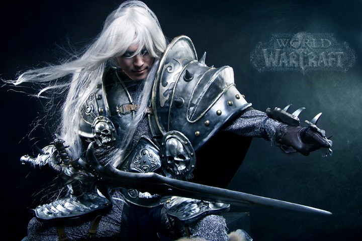 Death Knight Arthas Cosplay