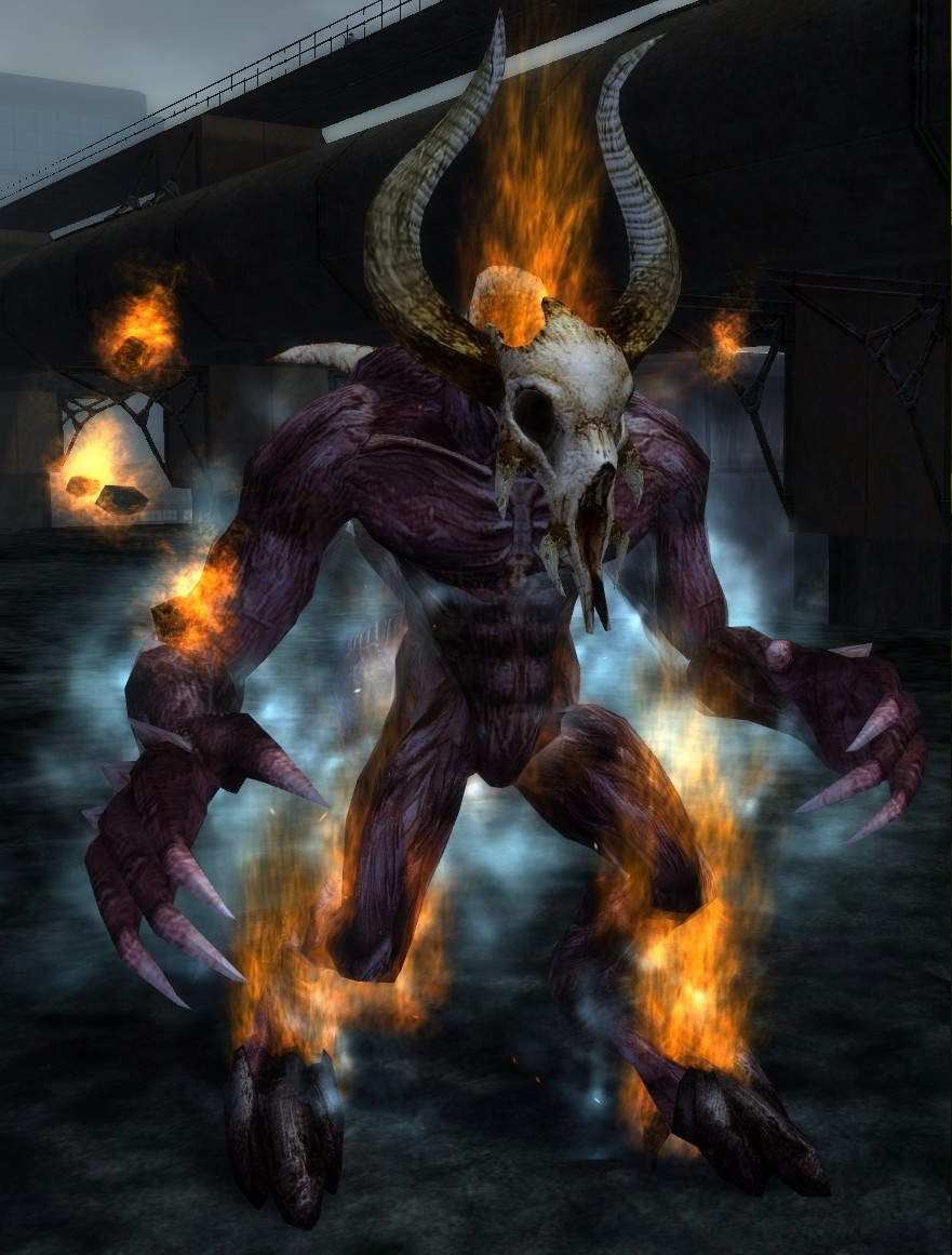 City of Heroes - Demon Prince