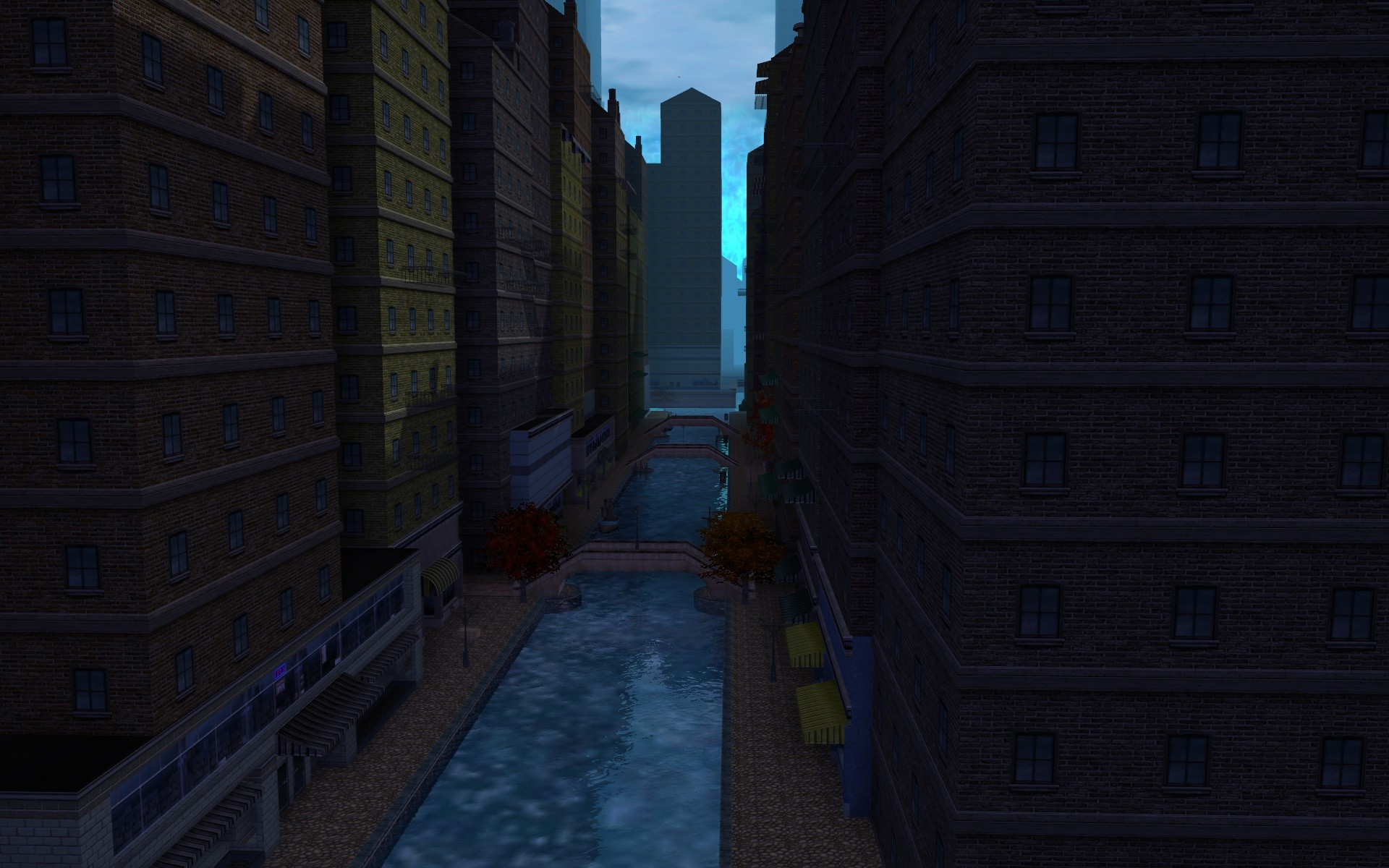 City of Heroes - Founder's Canal (Canine)