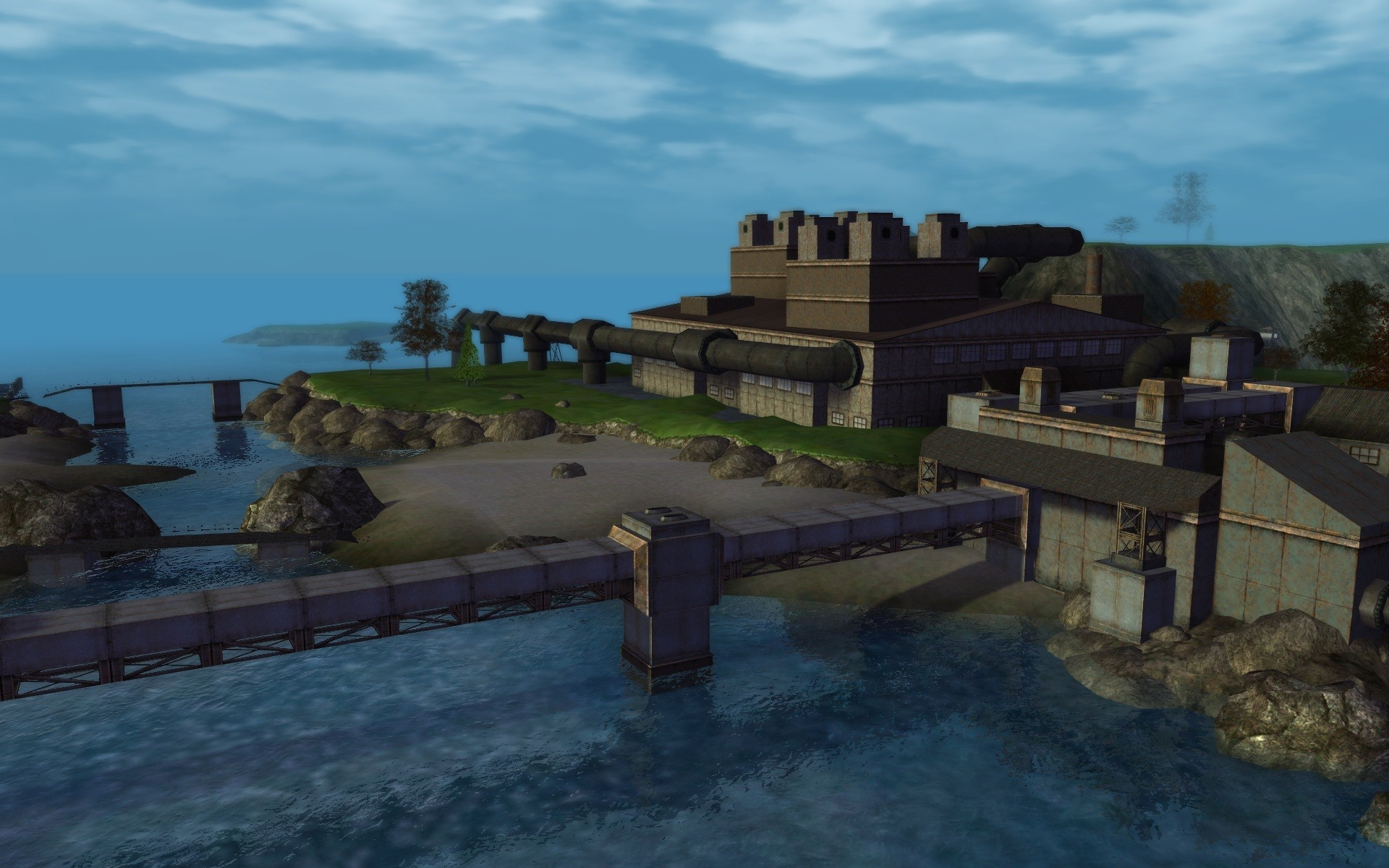 City of Heroes - The Cutlass Isles (Canine)