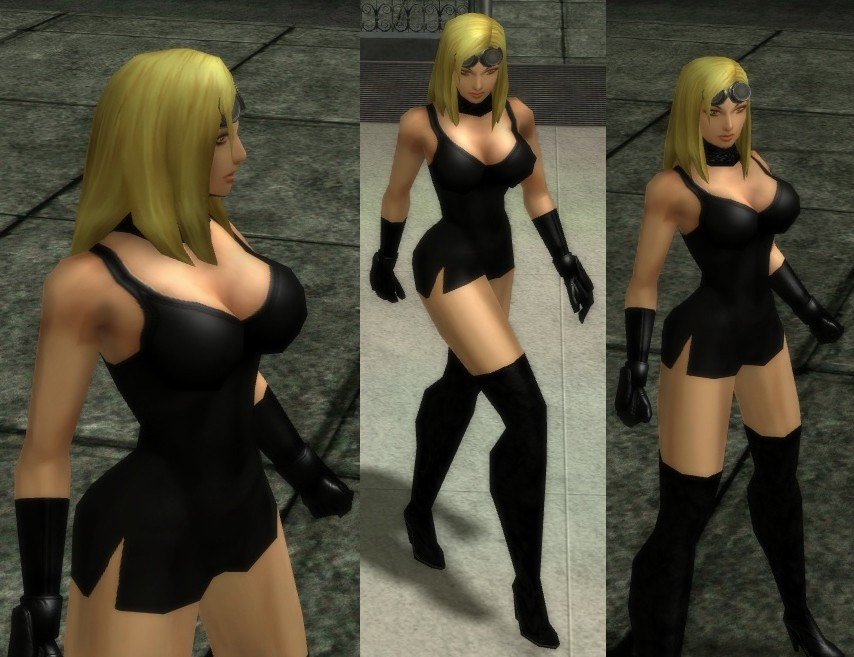 City of Heroes - Ultra Mode Accentuates Curves (bAss_ackwards)