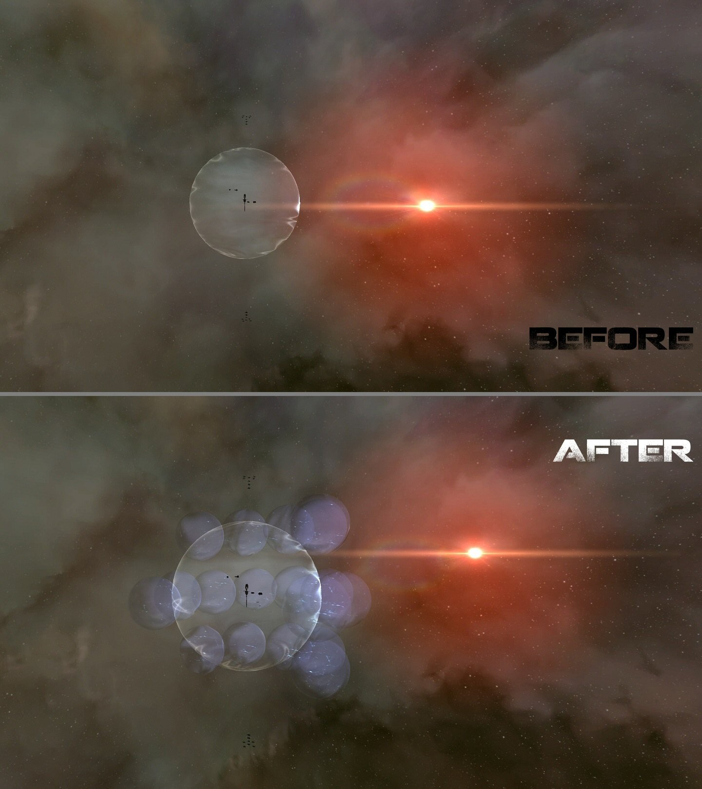 EVE Online - Bubble up!