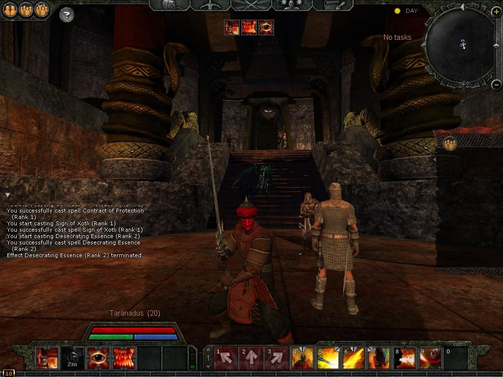 Age of Conan: Unchained - Herald of Xotli before