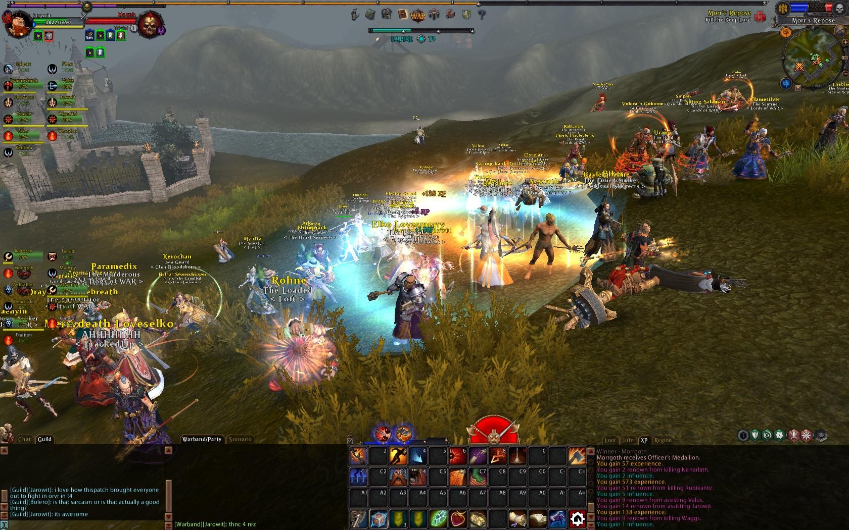 Warhammer Online - We Are Right Order Guild on Magnus