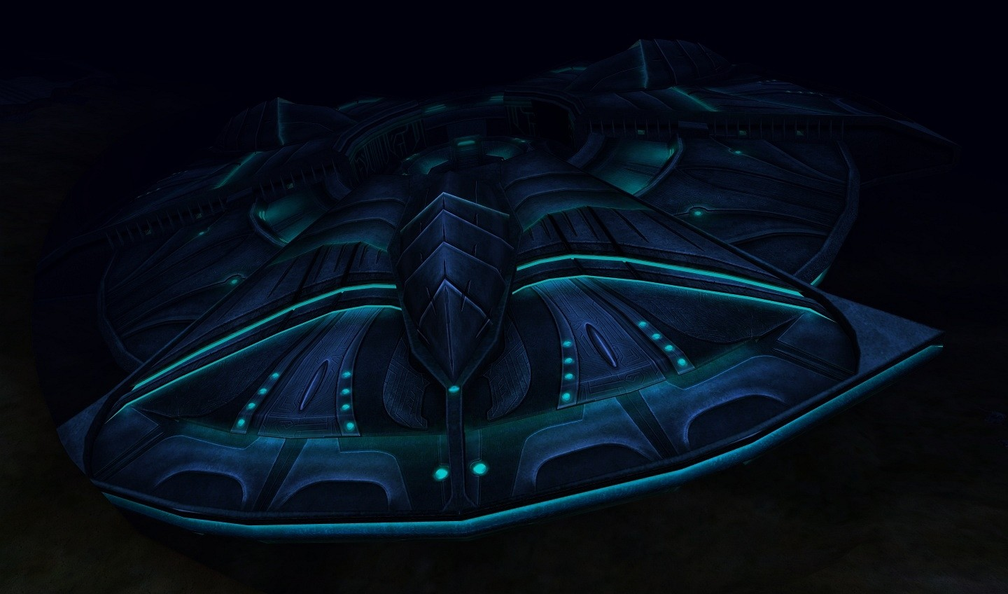 City of Heroes - Rikti Mothership Night (Aquabladez)