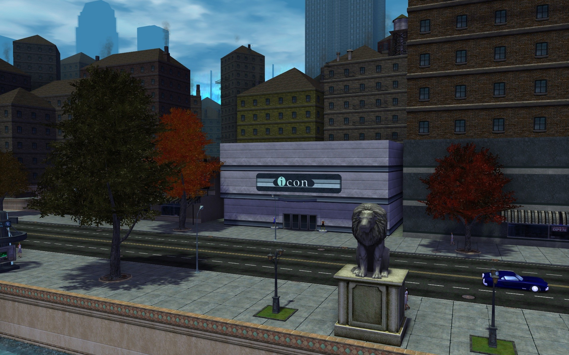 City of Heroes - Founder's Icon (Canine)