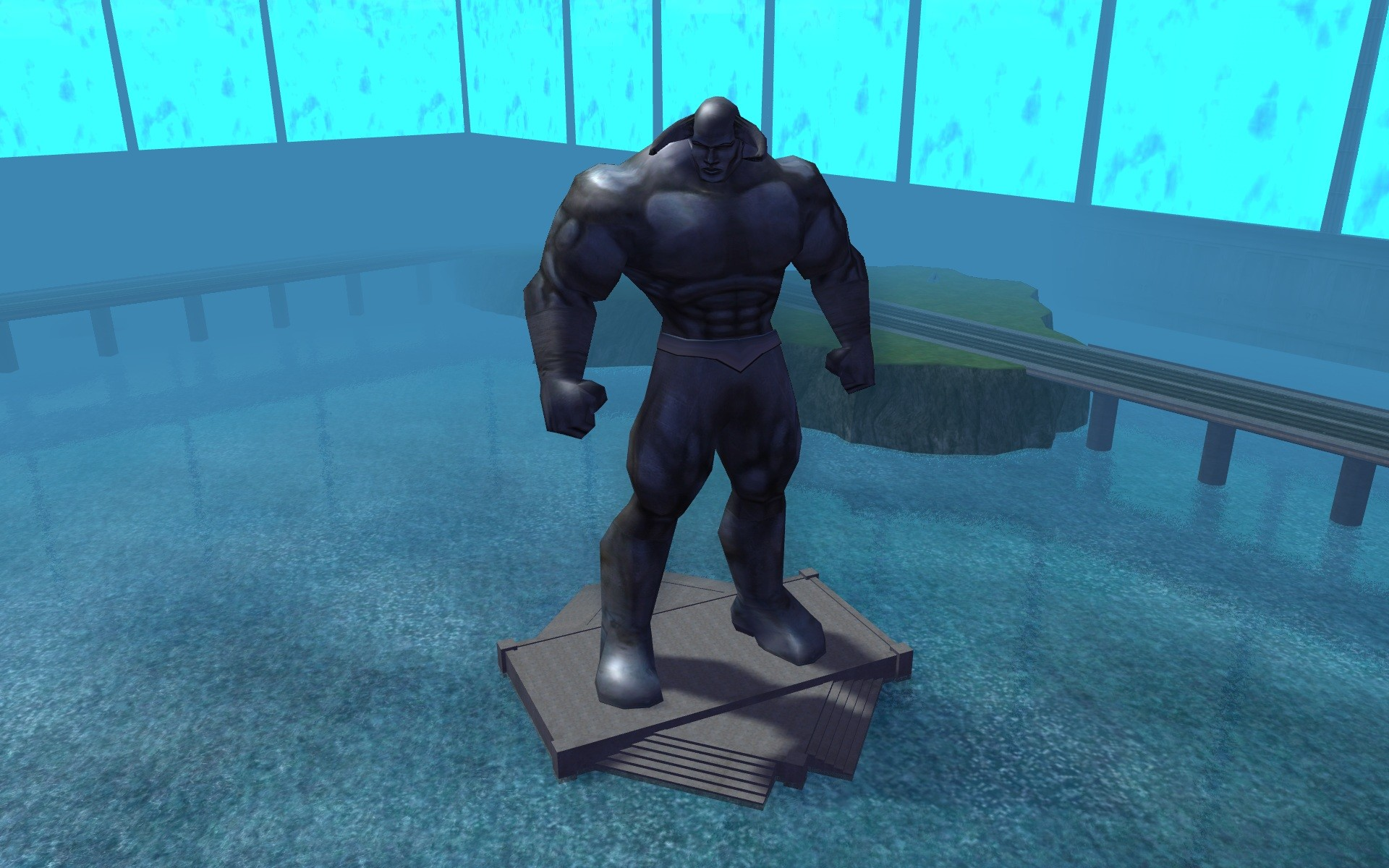 City of Heroes - The Mighty Talos (Canine)