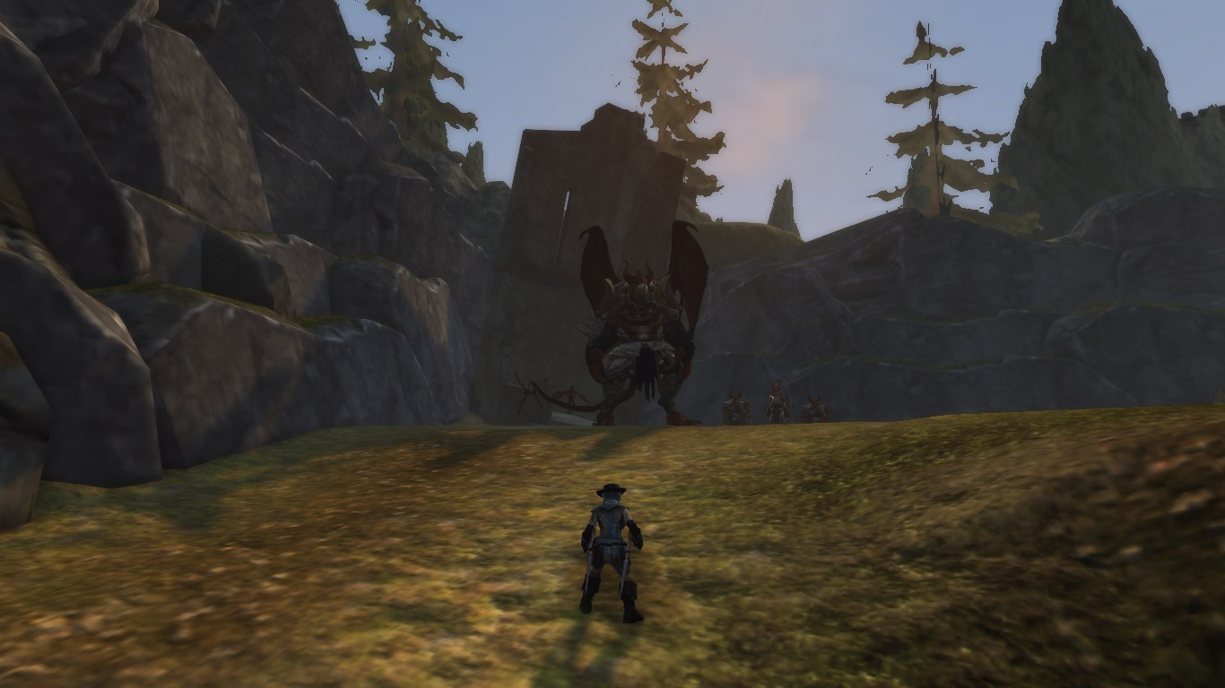 Neverwinter - Well now..he's a big one.
