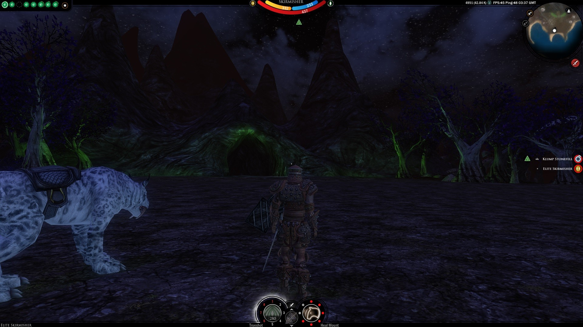 Darkfall: Unholy Wars - Alfar lands