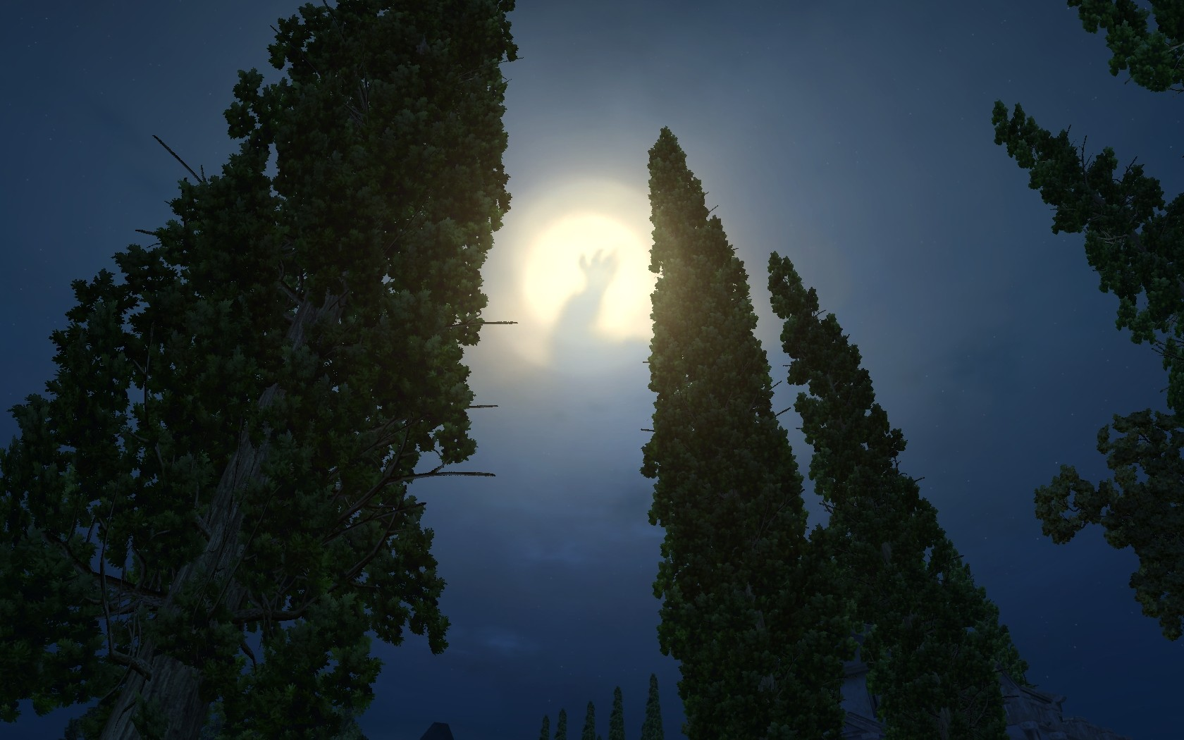 Man in the Moon?