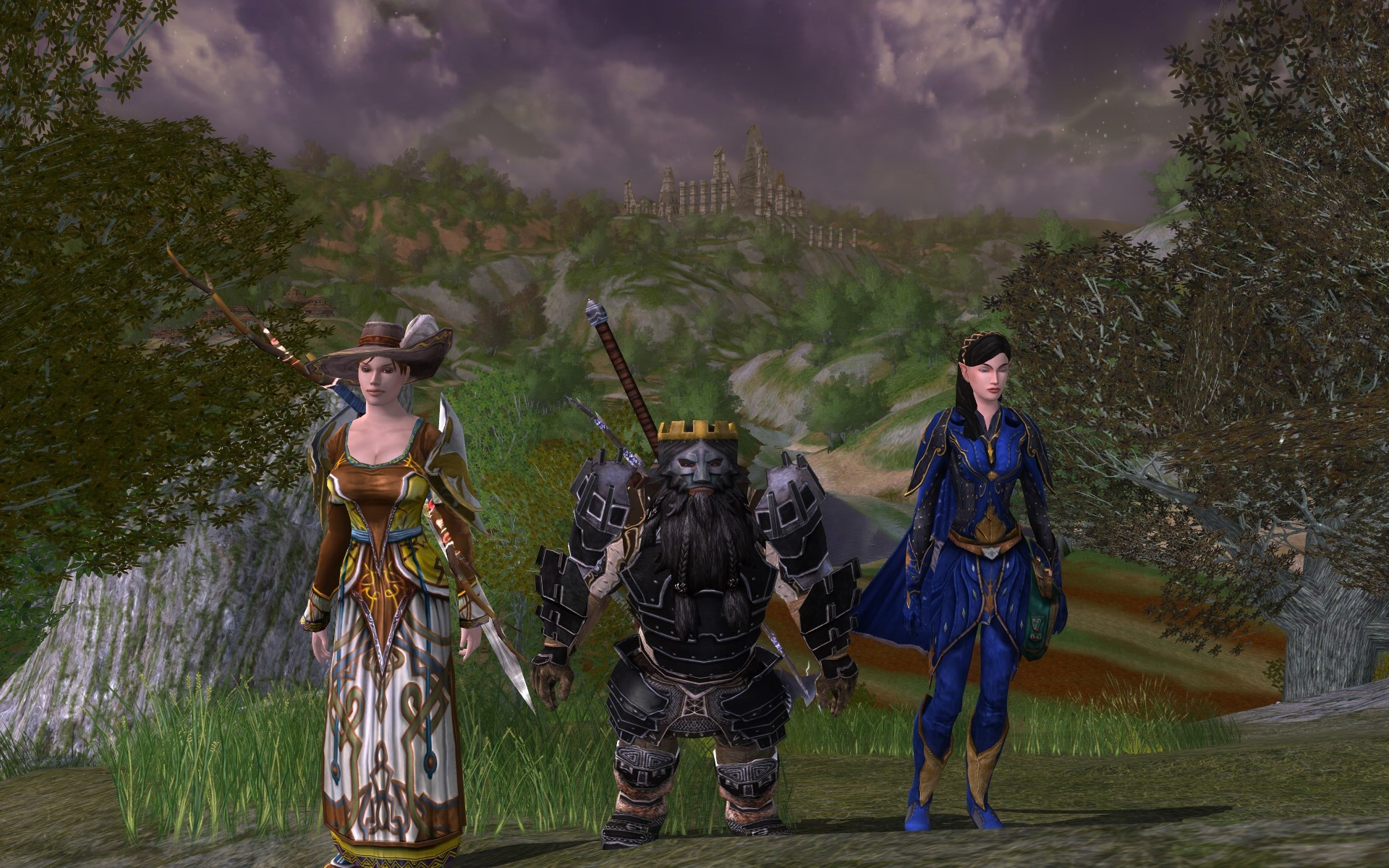 Lord of the Rings Online - Kodoron's LOTRO Ladies
