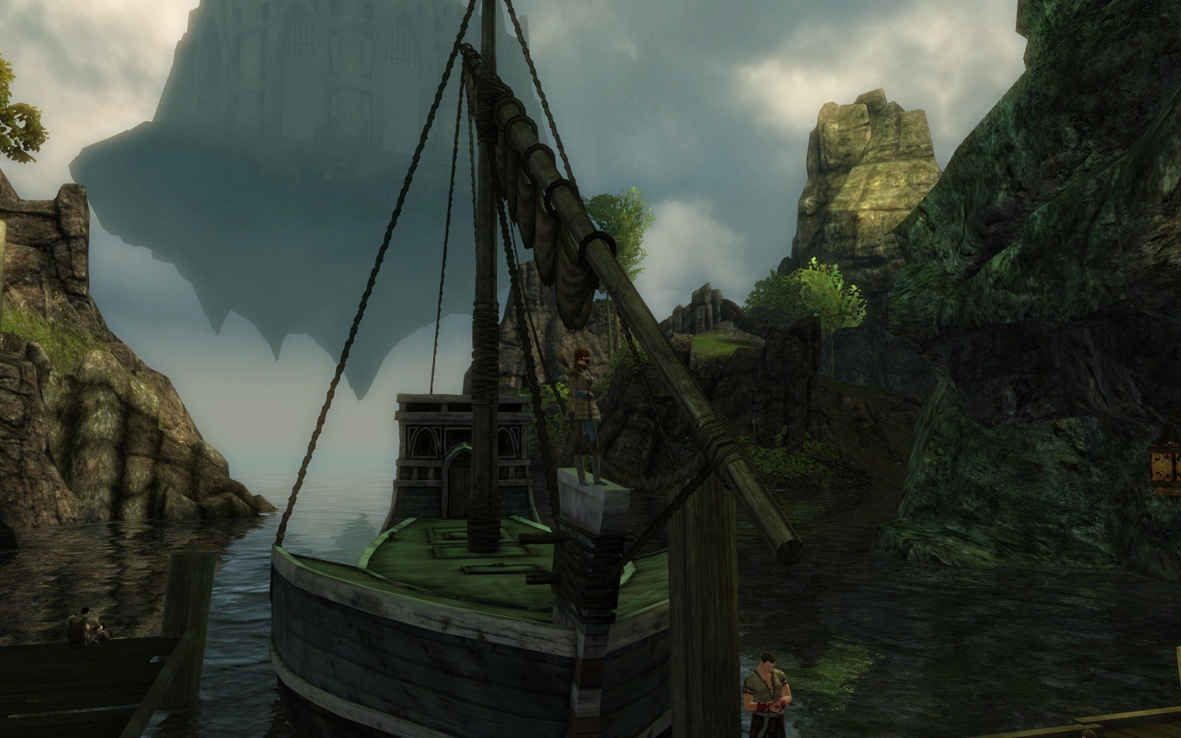 Guild Wars 2 - I'm On a Boat