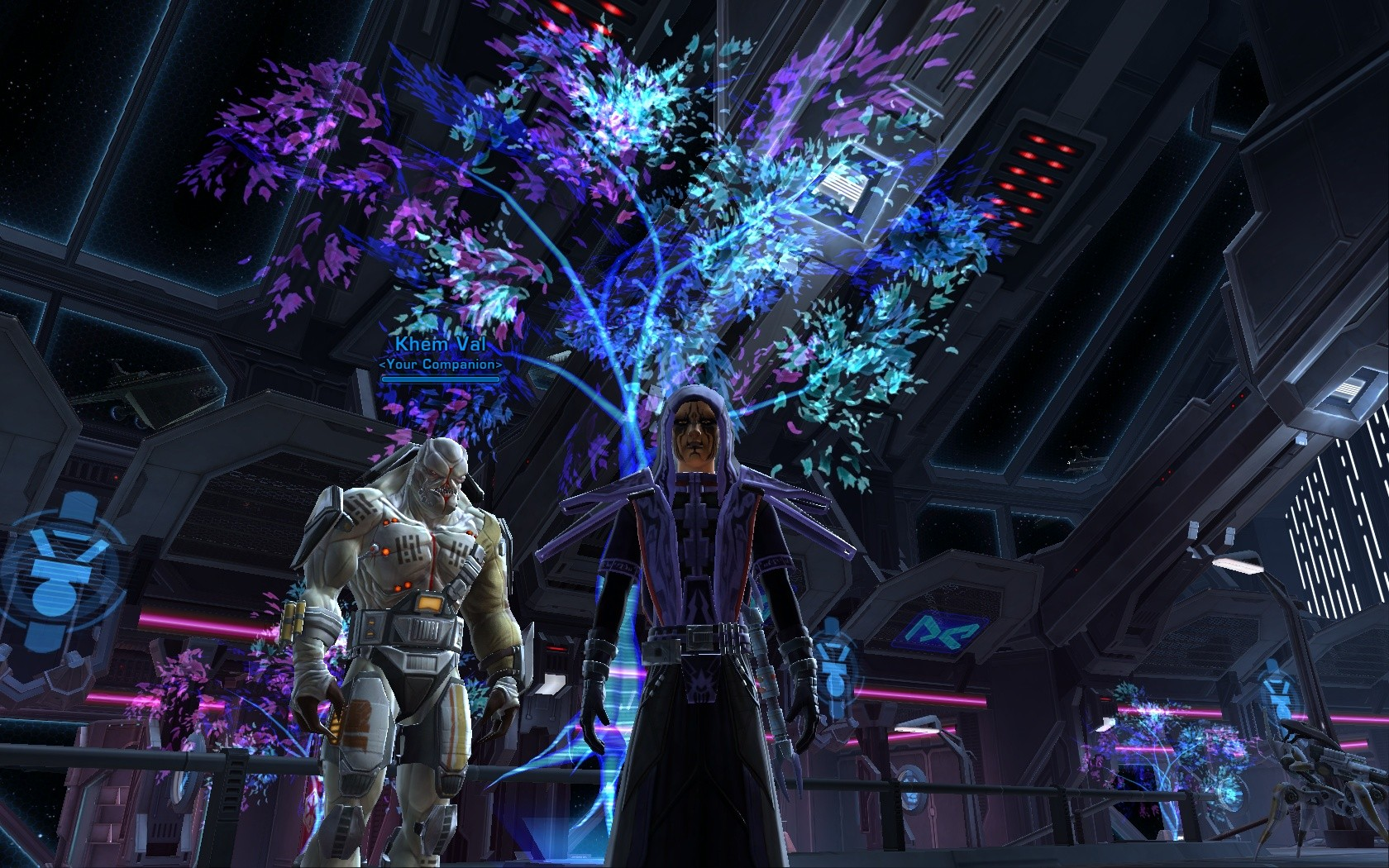 Star Wars: The Old Republic - New chest! ....but!