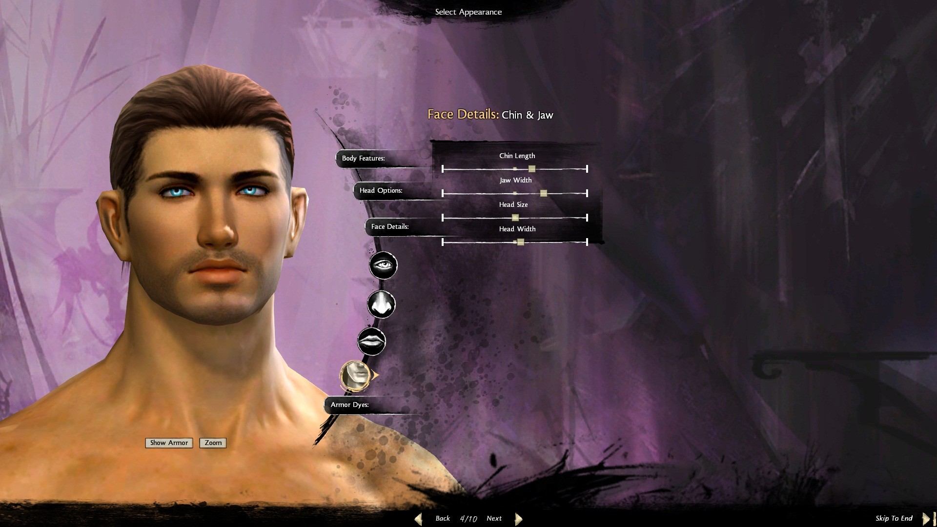 Guild Wars 2 - I may or may not be wearing mascara.