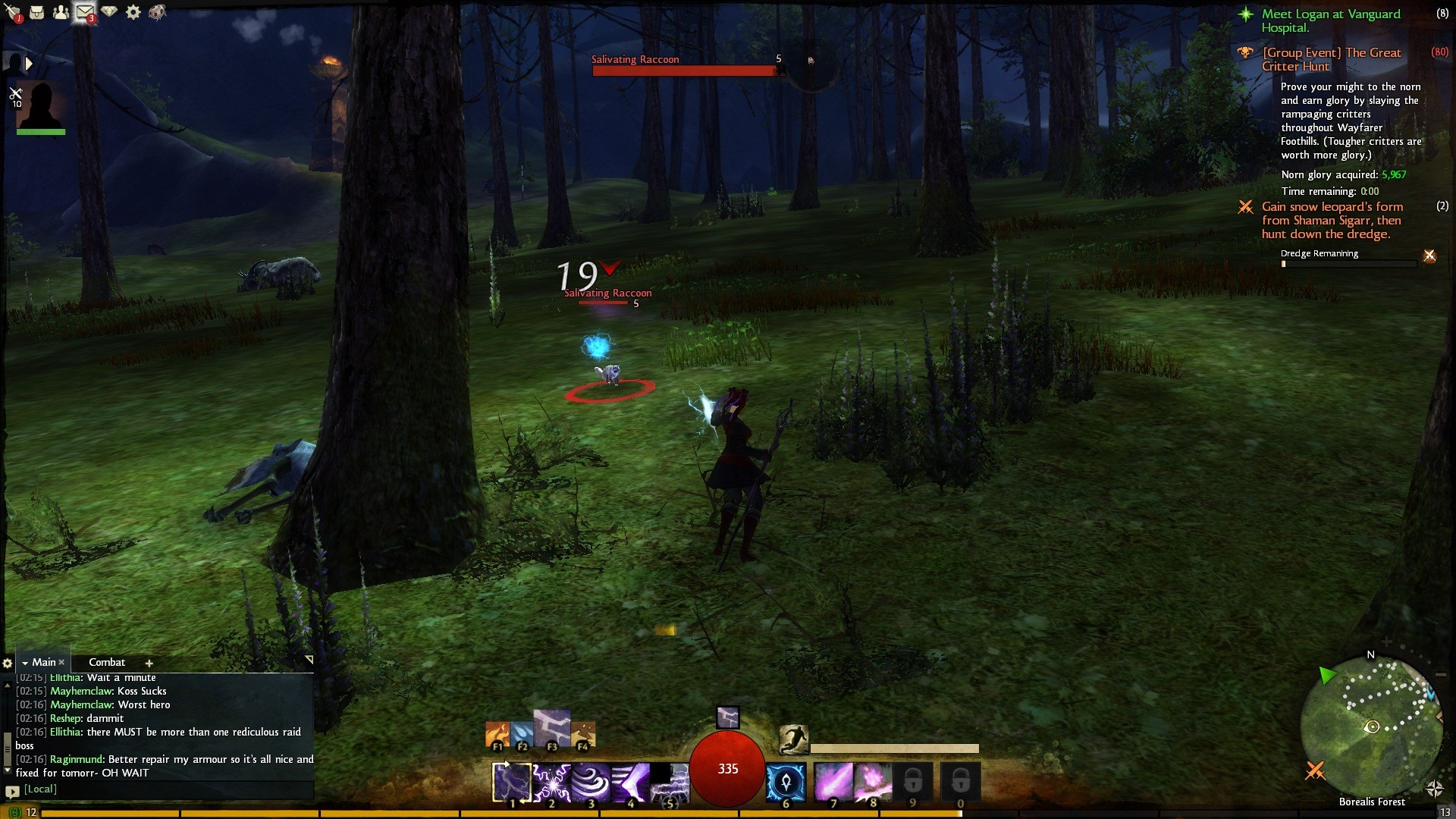 Guild Wars 2 - Oh, what a cute little thing, wait a sec...something is wrong...