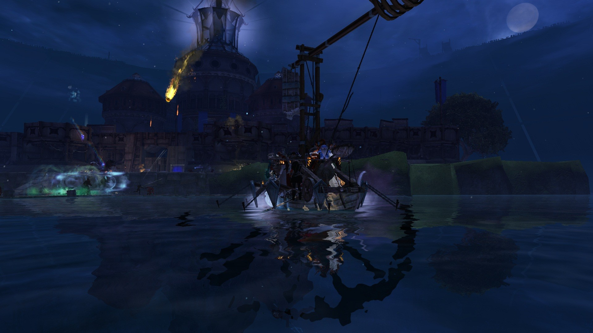 Guild Wars 2 - Row, row, row your boat!